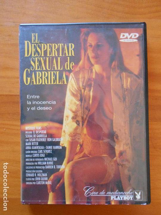DVD EL DESPERTAR SEXUAL DE GABRIELA (9K) (Cine - Películas - DVD)