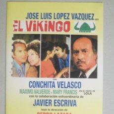 Cine: DVD EL VIKINGO. Lote 171603150