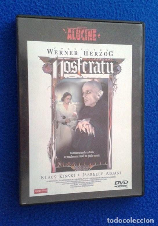 NOSFERATU - DIR.: WERNER HERZOG - KLAUS KINSKI (Cine - Películas - DVD)