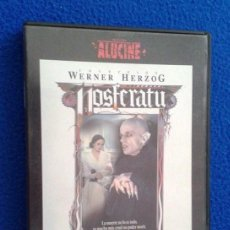 Cine: NOSFERATU - DIR.: WERNER HERZOG - KLAUS KINSKI. Lote 113089935