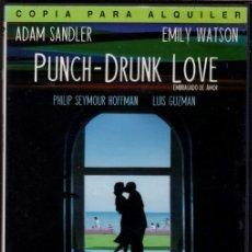 Cine: PUNCH DRUNK LOVE. Lote 40314649