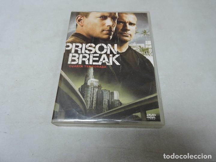prision break - cuarta temporada dvd x6 - Kaufen Filme auf DVD in ...