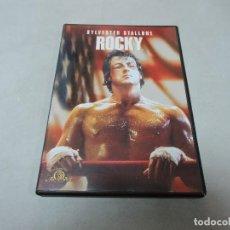 Cine: ROCKY DVD . Lote 113180703