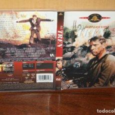 Cine: EL TREN - BURT LANCASTER - DIRIGIDA POR JOHN FRANKENHEIMER - DVD . Lote 113185507