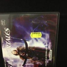 Cine: LOS INMORTALES - DVD. Lote 113187568