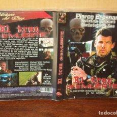 Cine: EL TREN DE LA MUERTE - PIERCE BREONAN - CHRISTOPHER LEE - DVD . Lote 113187871