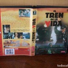 Cine: EL TREN DE LA VIDA - DIRIGIDA POR RADU MIHAILEANU - DVD. Lote 113187971