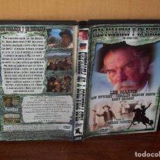 Cine: TRES FORAJIDOS Y UN PISTOLERO - LEE MARVIN - DE RICHARD FLEISCHER - DVD. Lote 113190939