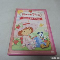 Cine: TARTA DE FRESA - CONOCE A TARTA DE FRESA DVD . Lote 113191583