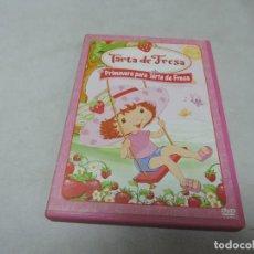 Cine: TARTA DE FRESA - PRIMAVERA PARA TARTA DE FRESA DVD . Lote 113191663