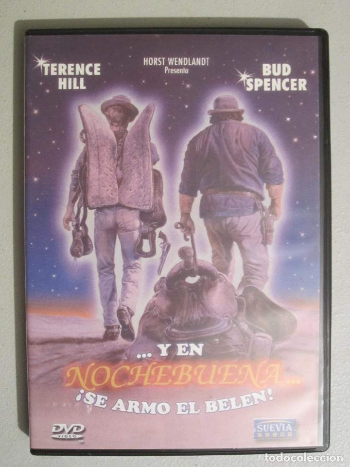 DVD Y EN NOCHEBUENA SE ARMO EL BELEN (Cine - Películas - DVD)