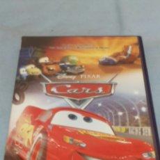 Cine: DVD. CARS. DISNEY-PIXAR.. Lote 113289184