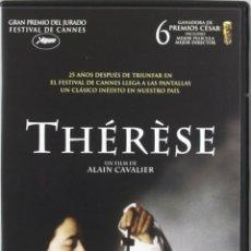 Cine: THÉRÈSE - ALAIN CAVALIER. Lote 113299263
