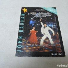 Cine: FIEBRE DEL SÁBADO NOCHE DVD. Lote 113300231