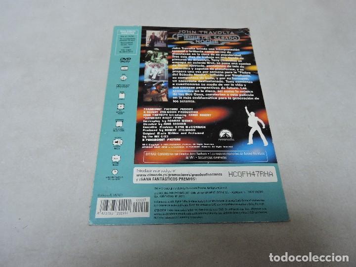 Cine: Fiebre del Sábado Noche DVD - Foto 2 - 113300231