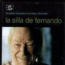 Cine: LA SILLA DE FERNANDO DVD(L. ALEGRE + D. TRUEBA) PON LA CÁMARA Y DEJA HABLAR A FERNANDO FERNÁN GÓMEZ. Lote 113331231
