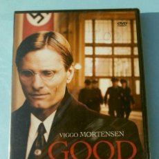 Cinema: GOOD (2009) DVD NUEVO PRECINTADO - FILM USA DIRECTOR: VICENTE AMORIM - VIGGO MORTENSEN. Lote 113340055