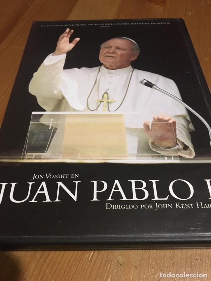Juan Pablo Ii La Película Dvd Vendido En Venta Directa 113379798