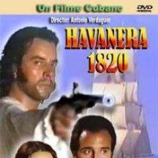 Cine: HAVANERA 1820 - AITANA SÁNCHEZ- GIJÓN, ASSUMPTA SERNA DVD NUEVO. Lote 156901136