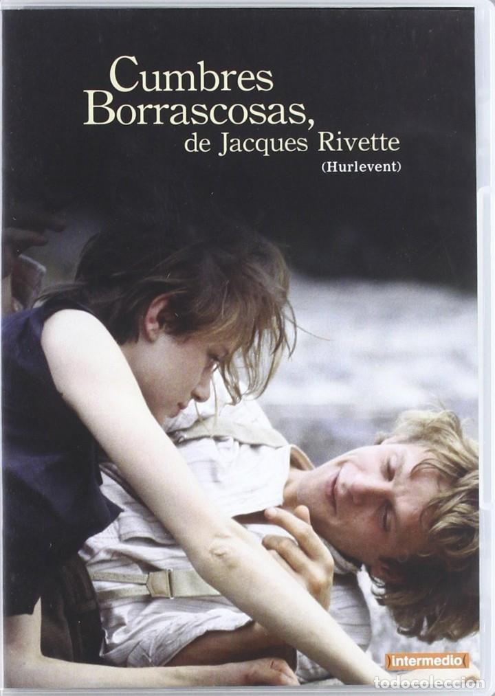 CUMBRES BORRASCOSAS DE JACQUES RIVETTE (Cine - Películas - DVD)