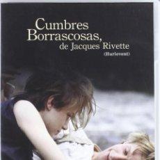 Cine: CUMBRES BORRASCOSAS DE JACQUES RIVETTE. Lote 113577015