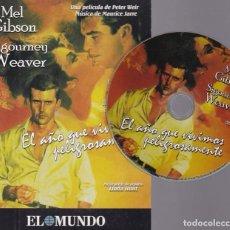 Cine: EL AÑO QUE VIVIMOS PELIGROSAMENTE - PETER WEIR - 115 MINUTOS. Lote 113587431