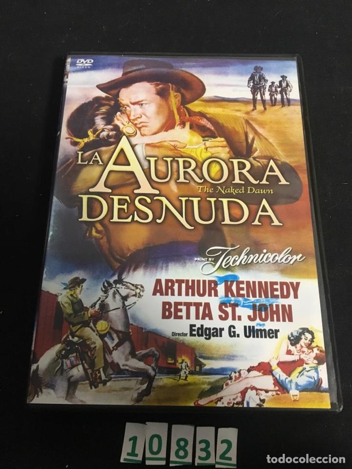 La Aurora Desnuda Dvd Segunda Mano
