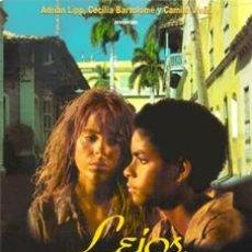 Cine: LEJOS DE AFRICA - ALICIA BOGO,XABIER ELORRIAGA,ISABEL MESTRES DVD NUEVO. Lote 210619641
