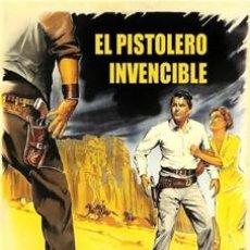 Cine: EL PISTOLERO INVENCIBLE - GLENN FORD, JEANNE CRAIN, BRODERICK CRAWFORD DVD NUEVO. Lote 113733983
