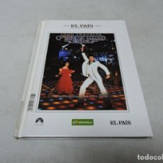Cine: FIEBRE DEL SÁBADO NOCHE DVD LIBRO. Lote 113843683