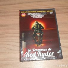 Cine: LA VENGANZA DE RED RYDER DVD NUEVA PRECINTADA. Lote 126070442