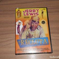 Cine: EL RECLUTA DVD JERRY LEWIS NUEVA PRECINTADA. Lote 295039198