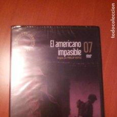 Cine: EL AMERICANO IMPASIBLE - PHILLIP NOYCE - GOLY. Lote 113900555