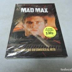 Cine: MAD MAX DVD. Lote 114037991