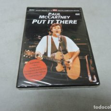 Cine: PAUL MCCARTNEY - PUT IT THERE DVD. Lote 114041887