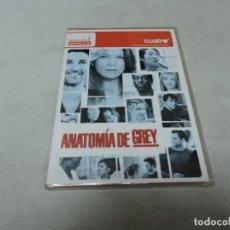 Cine: ANATOMÍA DE GREY TEMPORADA 1 EPISODIOS 1-2 DVD. Lote 114051415