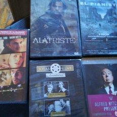 Cine: 5 DVD PRECINTADOS. Lote 114060270