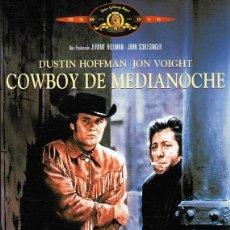 Cinema: DVD COWBOY DE MEDIANOCHE DUSTIN HOFFMAN . Lote 114068007