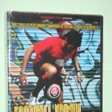Cine: FOOTBALL URBAIN FREESTYLE (VOL 1) *** DVD SPORT EN FRANCÉS *** PRECINTADO. Lote 114076331