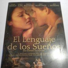 Cine: EL LENGUAJE DE LOS SUEÑOS.DVD. Lote 114095806