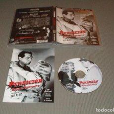 Cine: PERDICION ( DOUBLE INDEMNITY ) - DVD - EDICION SSDVD 1501 - BILLY WILDER - FRED MACMURRAY .... Lote 114174903