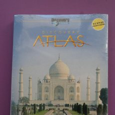 Cine: INDIA.LA INDIA.ATLAS.DISCOVERY.DISCOVERY CHANNEL.DVD.2007.PRECINTADO.NUEVO.DOCUMENTAL.VIAJES.CULTURA. Lote 114331059
