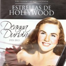 Cine: DEANNA DURBIN LUZ EN EL ALMA & EL DIABLILLO YA ES MUJER (2 DVD). Lote 114346011