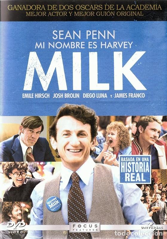 Dvd Mi Nombre Es Harvey Milk Sean Penn Buy Dvd Movies At Todocoleccion 114354143
