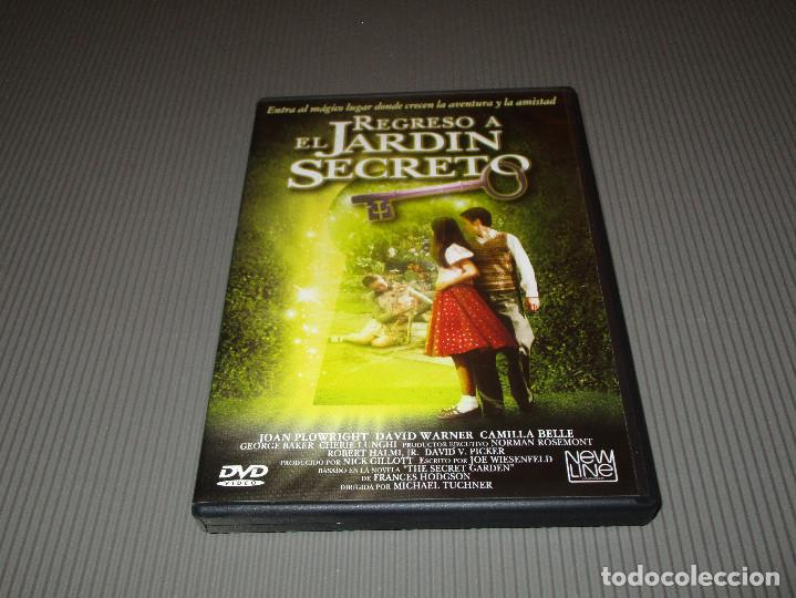 Regreso A El Jardin Secreto Dvd Entra Al Ma Sold Through Direct Sale 114364743