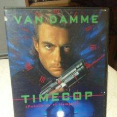 Cine: TIMECOP VAN DAMME. Lote 114368660