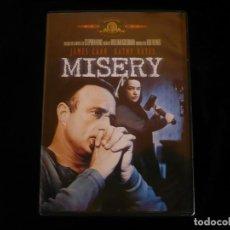 Cine: MISERY - DVD CASI COMO NUEVO. Lote 278964118