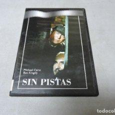 Cine: SIN PISTAS DVD. Lote 114466395