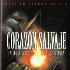 Cine: DVD CORAZÓN SALVAJE NICOLAS CAGE EDICIÓN COLECCIONISTA. Lote 254031965