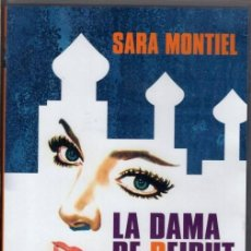 Cine: LA DAMA DE BEIRUT DVD (LADISLAO VAJDA +SARA MONTIEL) ..ENGAÑO A UNA BELLA DAMA CON GANAS DE TRIUNFAR. Lote 114528723